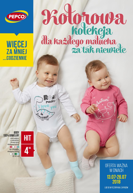 4a93c922ecd989 Nowa gazetka promocyjna PEPCO - Brama Pomorza
