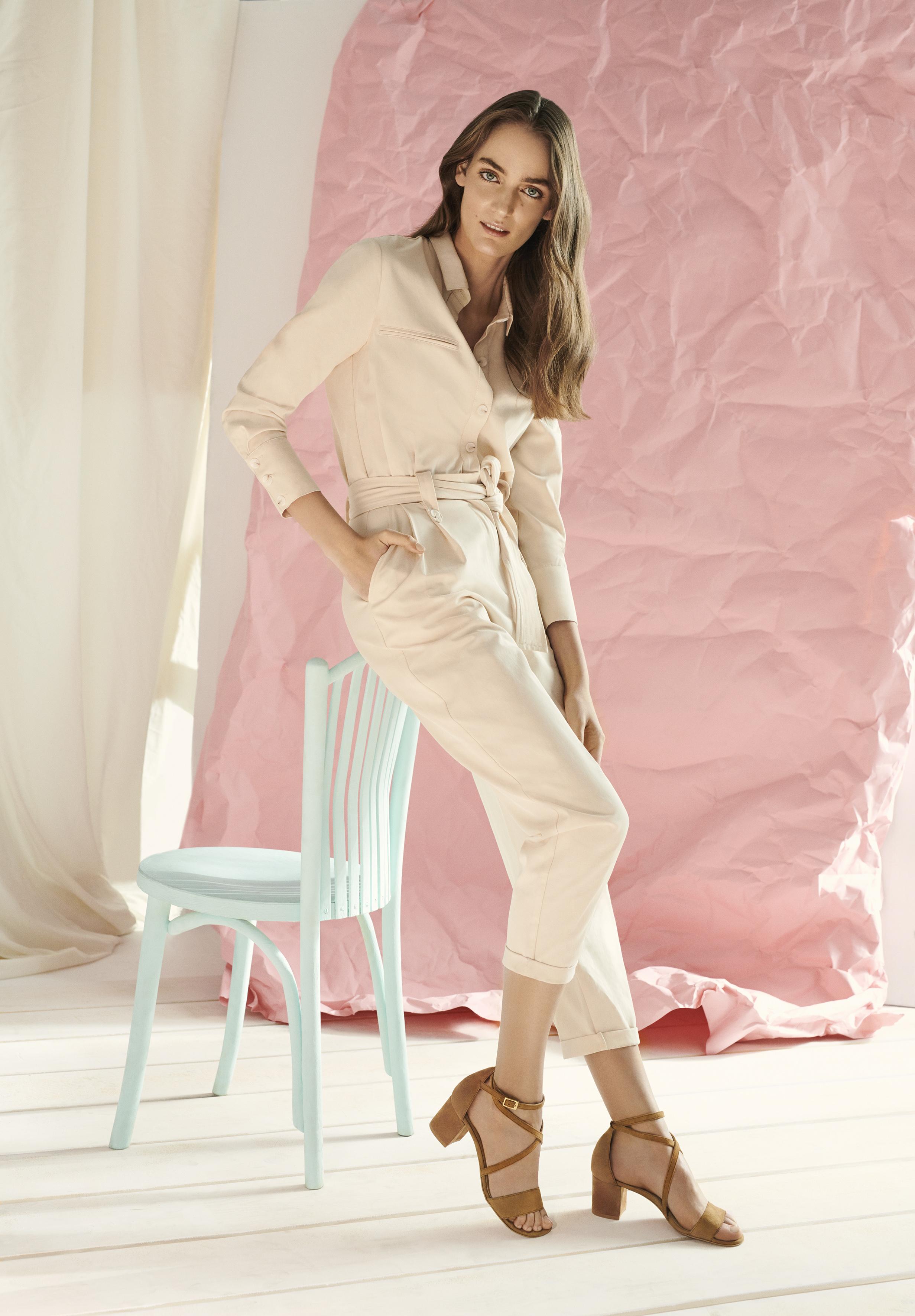 f9773c98eb Kolekcja marki Wojas na sezon wiosna – lato 2019 THE BEST STEP… powstała na  bazie najnowszych światowych trendów w modzie. Swoją premierę w tym sezonie  w ...