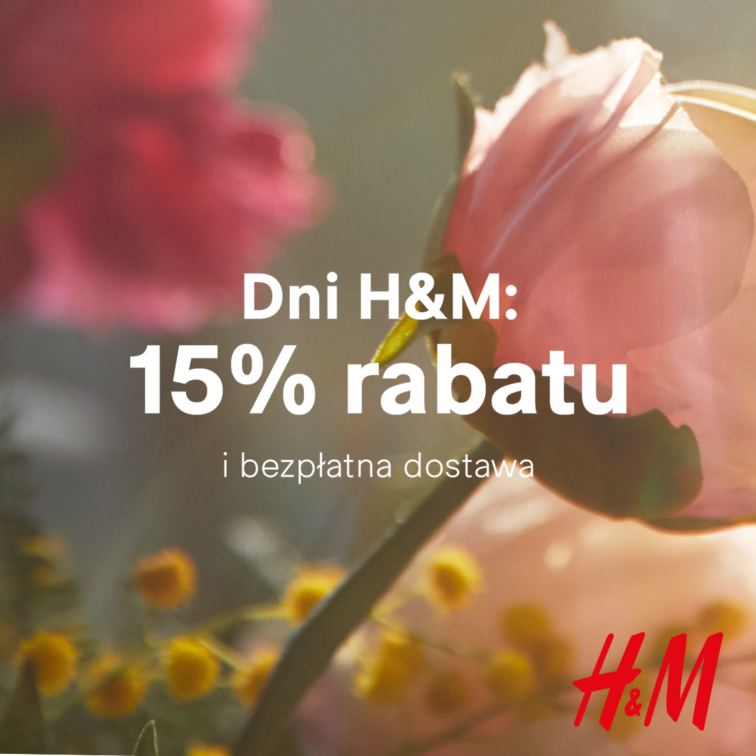 -15% w H&M