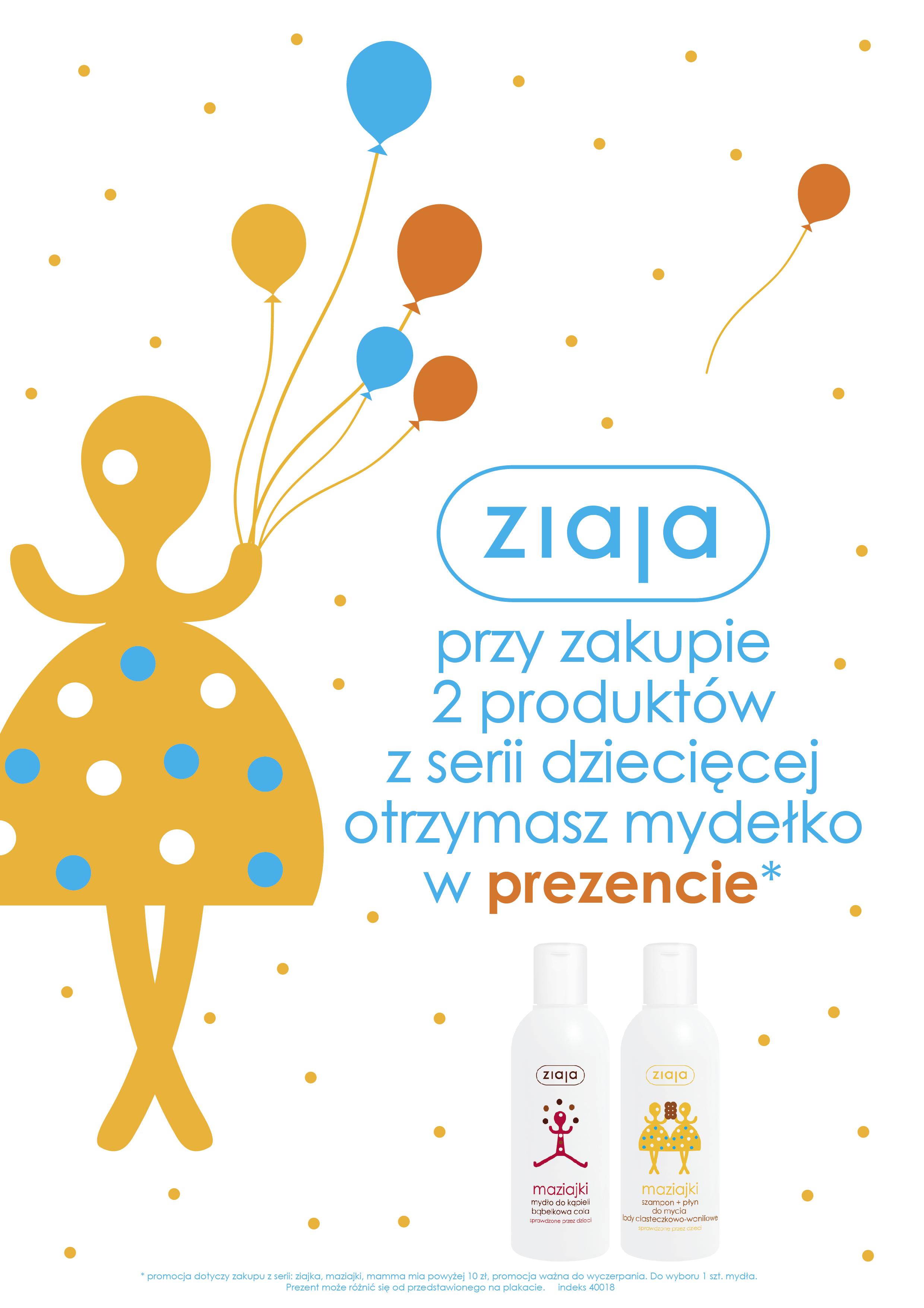Czerwcowe promocje w Ziaja!