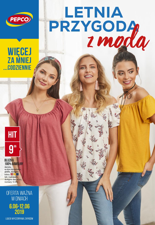 ff5b31fcf22df8 Nowa gazetka promocyjna PEPCO 6-12.06 - Brama Pomorza