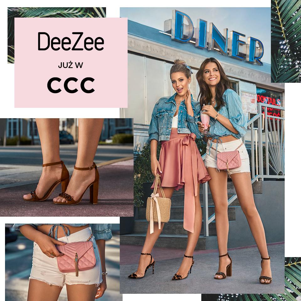 Hit sezonu – marka DeeZee już w CCC!