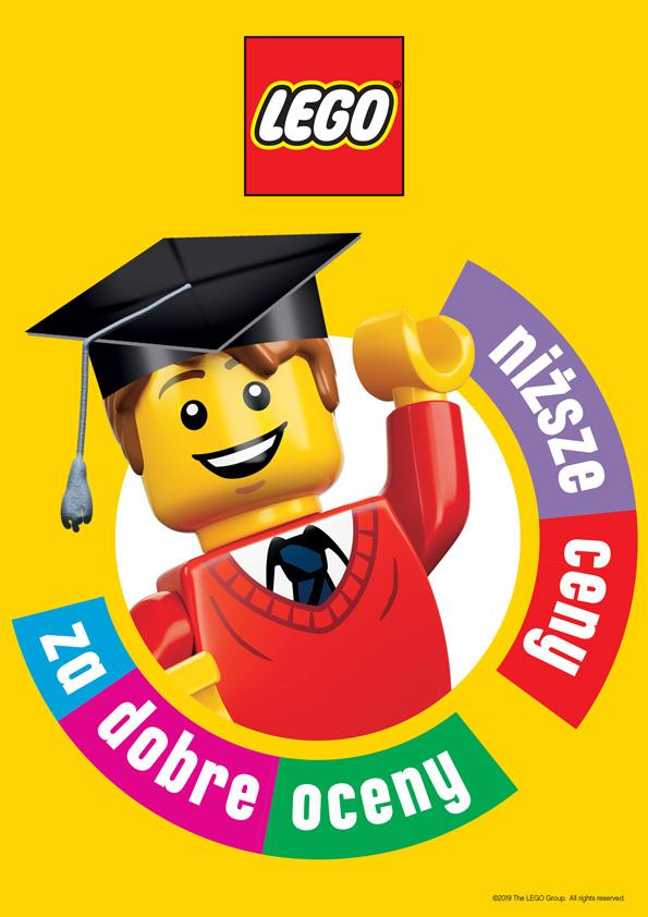 LEGO Koniec Szkoły – akcja Świat Zabawek