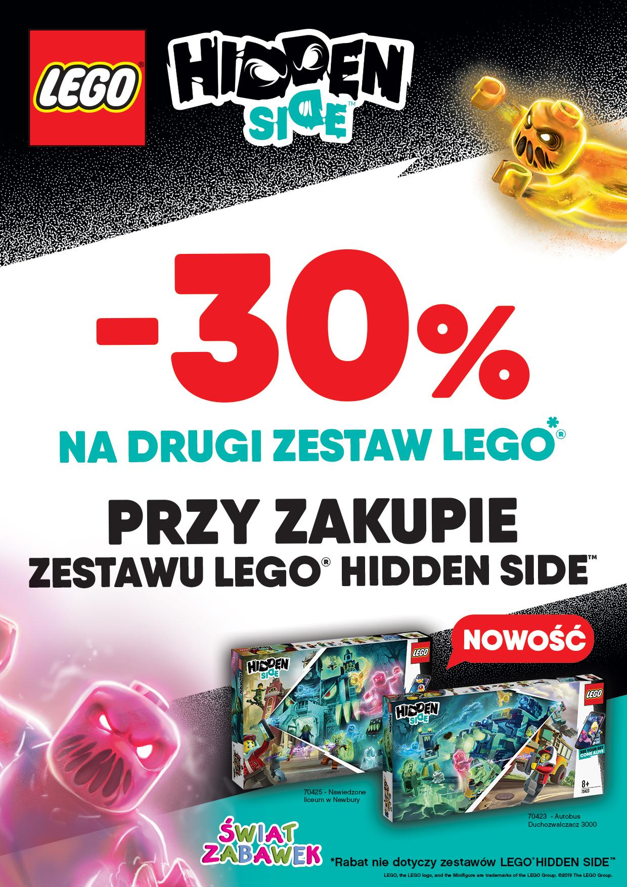 Mega Promocja Lego Hidden