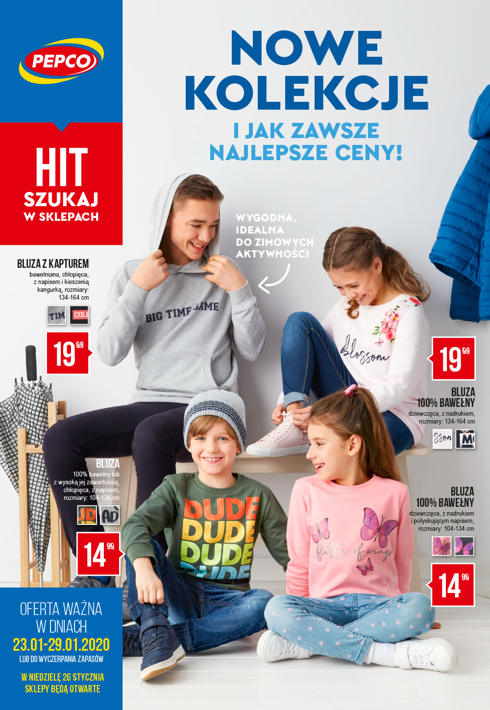 Nowa gazetka PEPCO 23.01-29.01