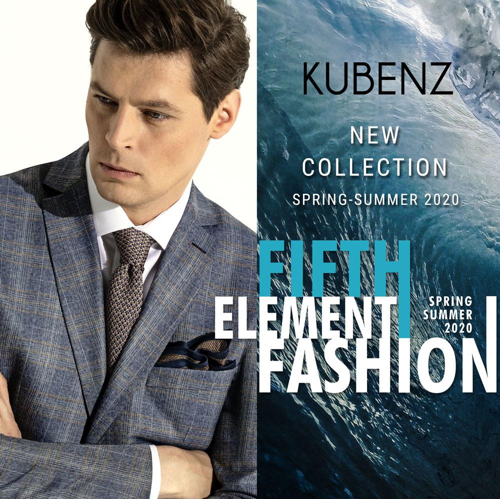 KUBENZ kolekcja wiosna – lato 2020