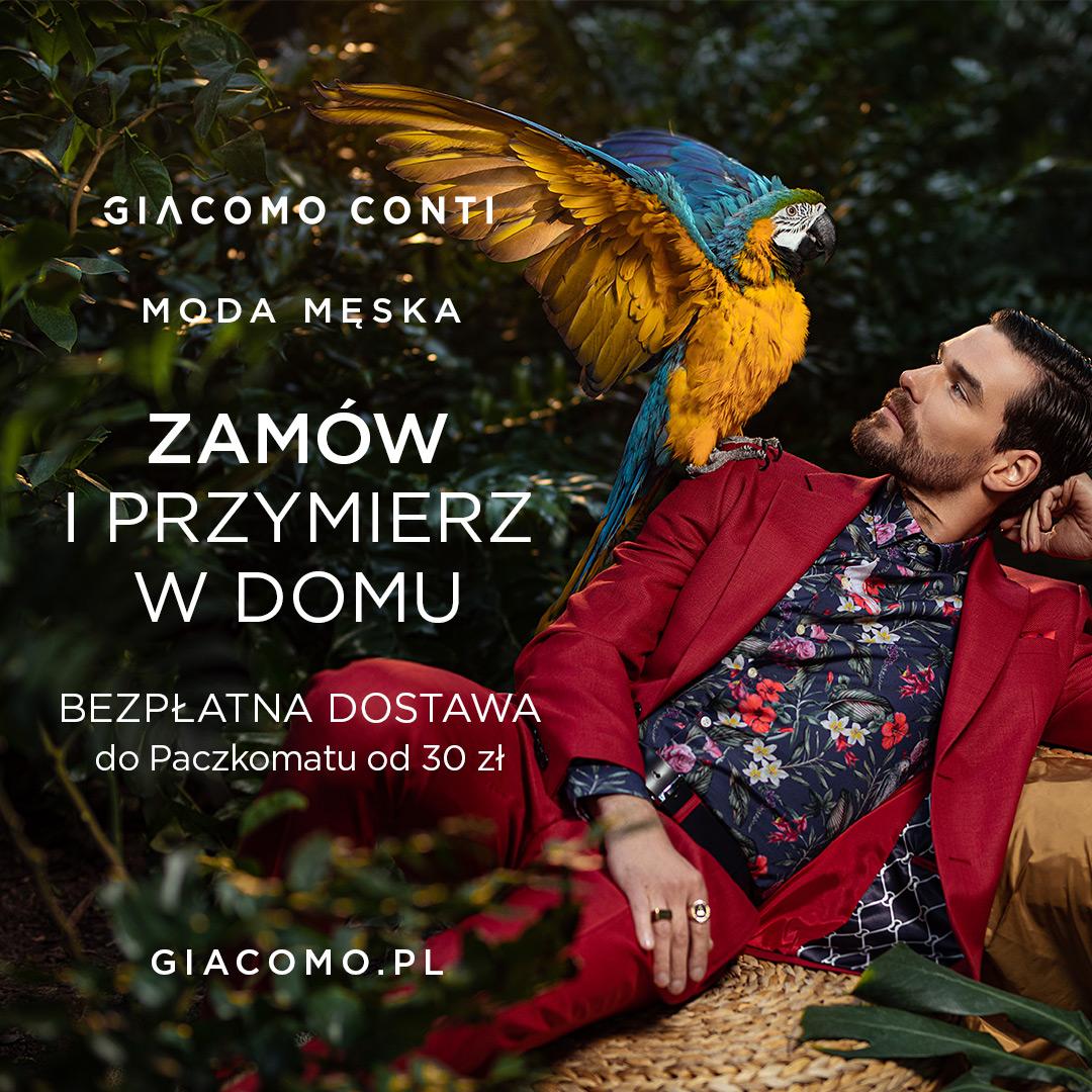 Zakupy online w Giacomo Conti