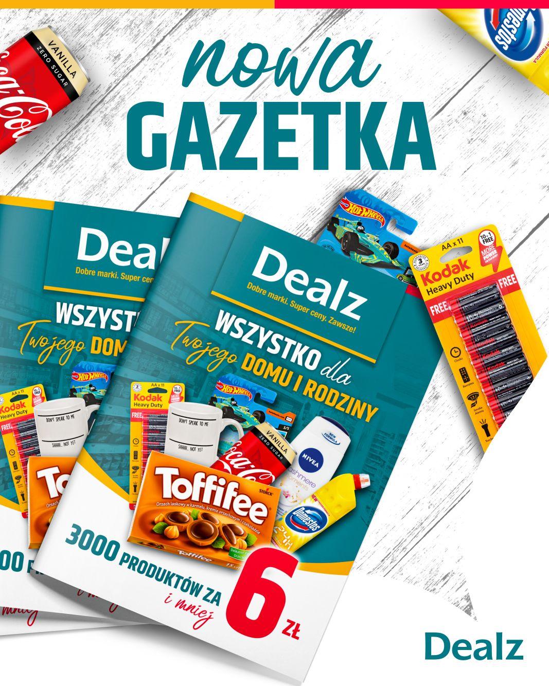 Dealz – 3000 produktów za 6zł i mniej! – wszystko dla Twojego domu i rodziny