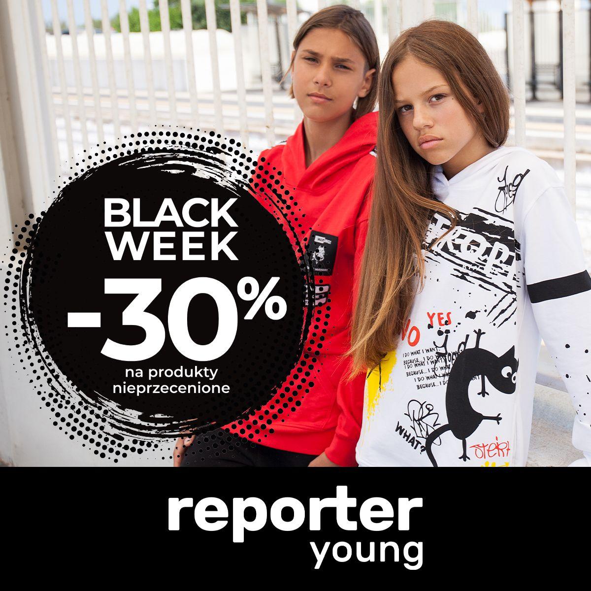 Warto zajrzeć do Reporter Young!