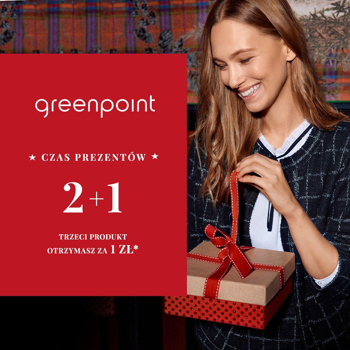 Świąteczna promocja w Salonie Greenpoint
